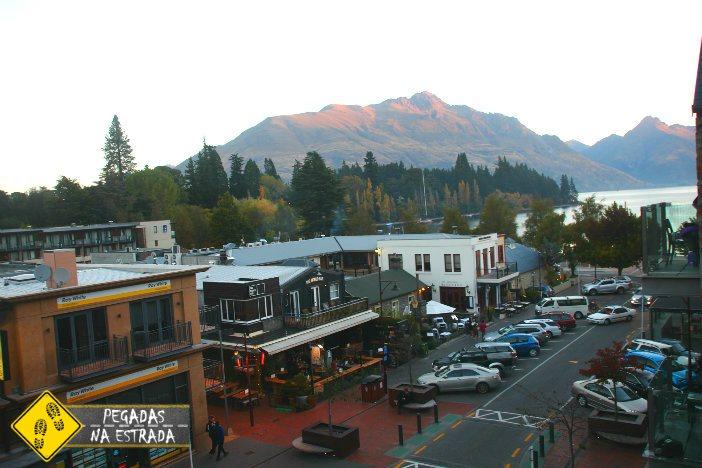 Nomads Queenstown Backpackers
