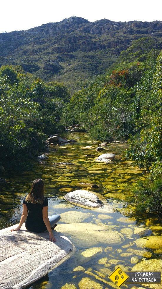 Cachoeira do Lageado Lapinha da Serra