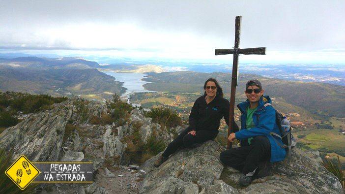 trilha Pico da Lapinha