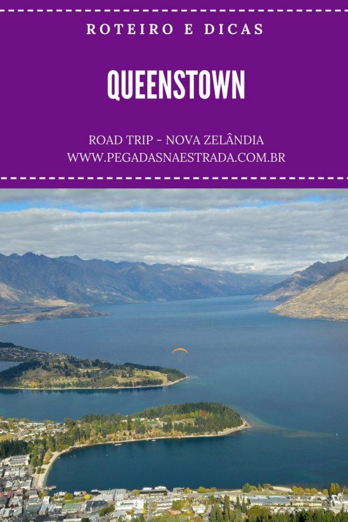 Conheça Queenstown, uma das cidades mais aconchegantes da Nova Zelândia e que é também um importante pólo de atividades ao ar livre e de esportes radicais.