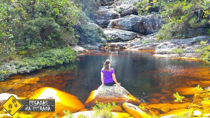 Cachoeira do Paraíso Lapinha da Serra