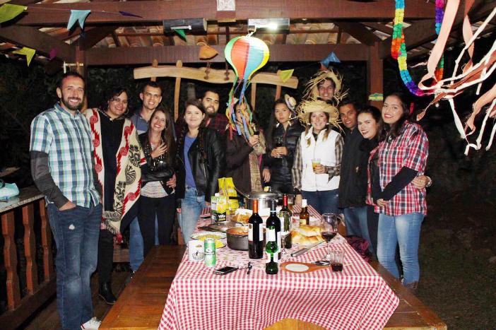 Festa Junina Lapinha da Serra