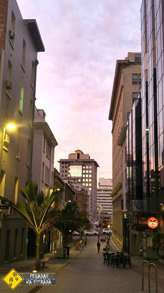 onde se hospedar em Auckland