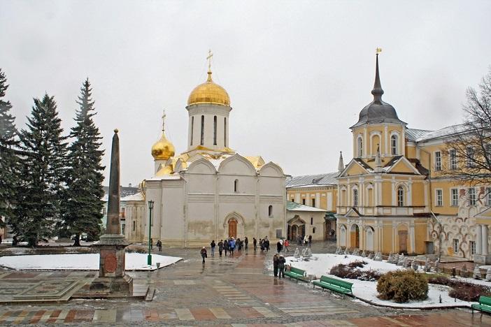 Catedral da Santíssima Trindade de São Sergio Sergiev Posad