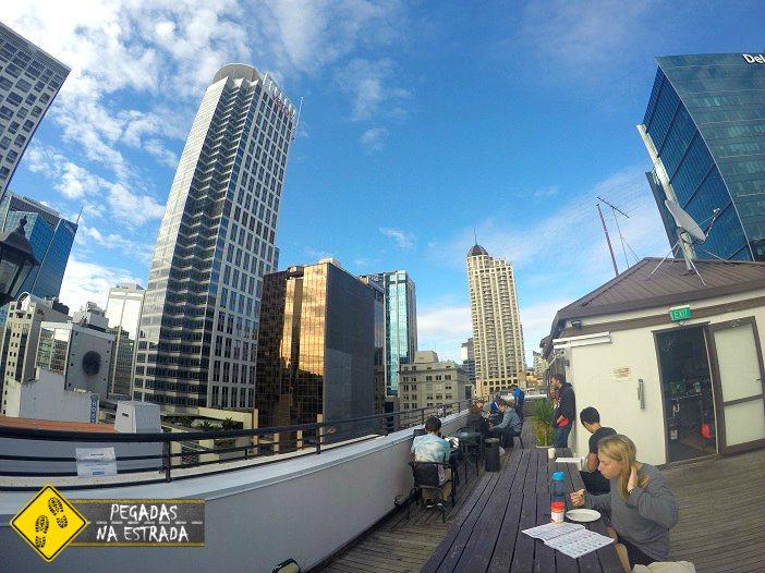 hostel Auckland