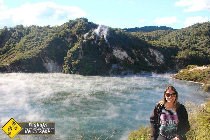 Roteiro Rotorua