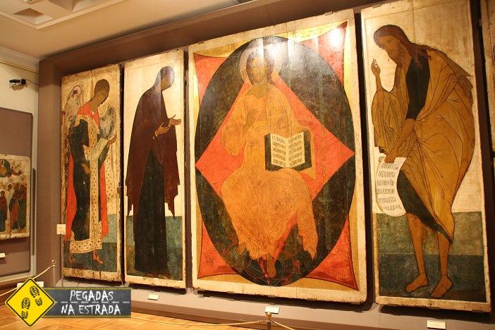 ícones russo