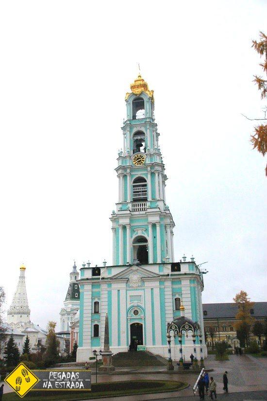 Pontos turísticos Sergiev Posad