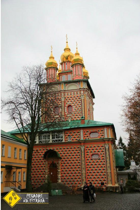 Igrejas monastérios Rússia