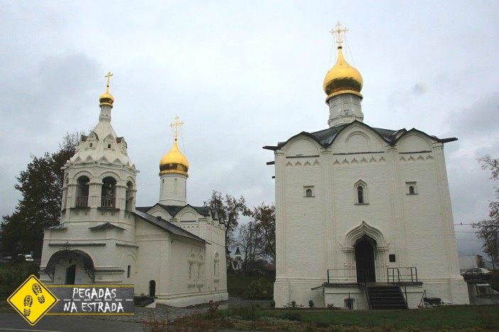 Roteiro Sergiev Posad Russia