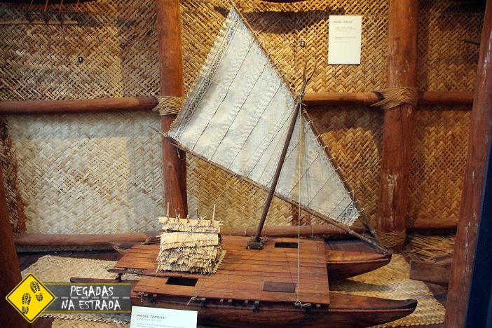 Museu marítimo de Auckland