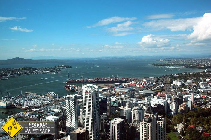 Skytower Auckland Nova Zelândia