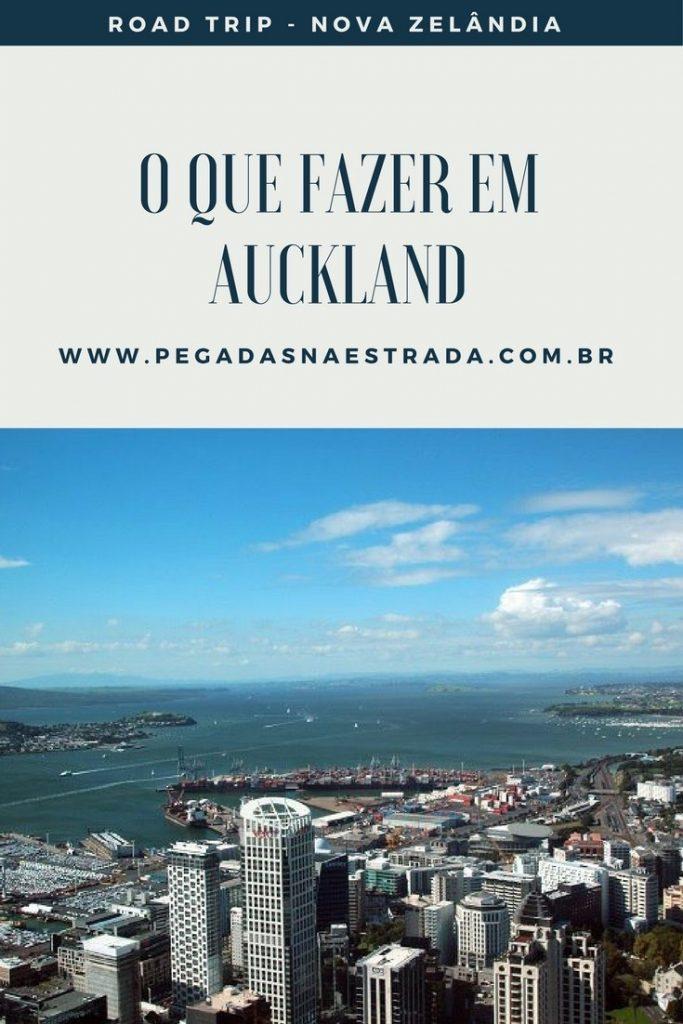 Roteiro dicas Auckland Nova Zelândia
