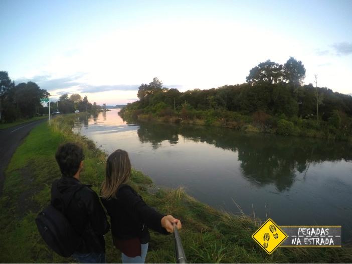 rio Tauranga Taupo
