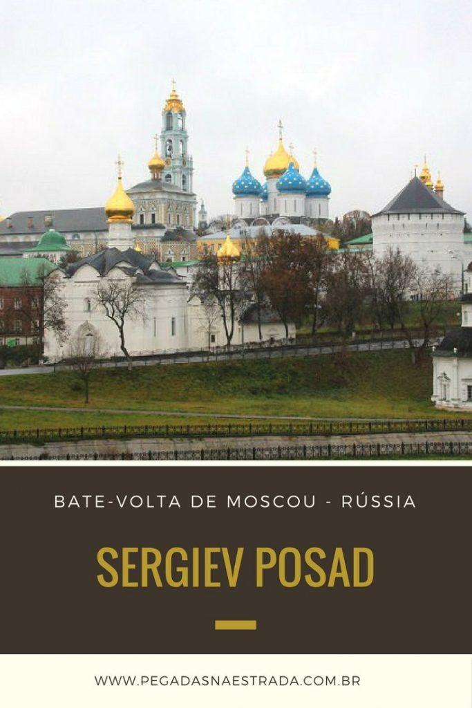 Conheça Sergiev Posad, a cidade que abriga um dos maiores e mais importantes monatérios da Rússia e que está a apenas 70 km de Moscou.