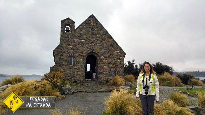 Atrações ilha sul Nova Zelândia