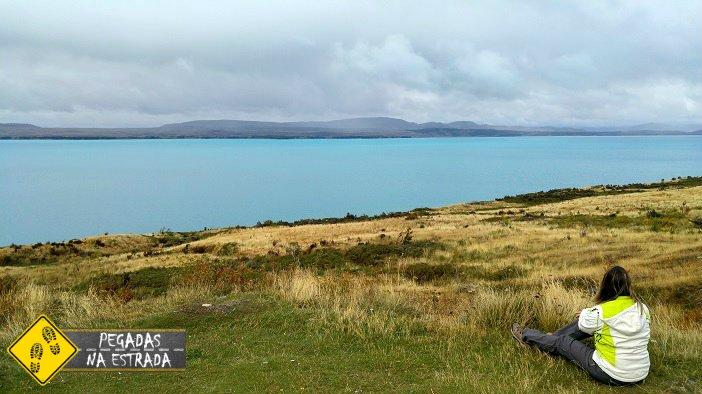 Lago Pukaki Nova Zelândia