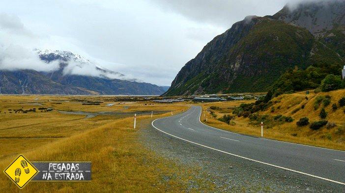 Mount Cook National Park roteiro dicas