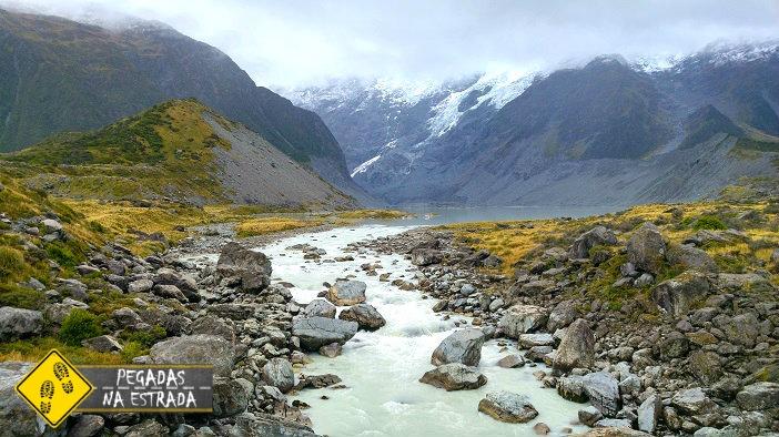 Roteiro dicas ilha sul Nova Zelândia