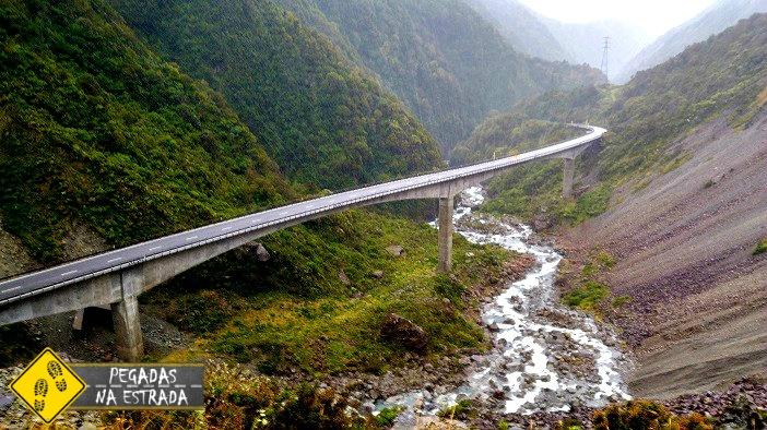 Arthur Pass Nova Zelândia