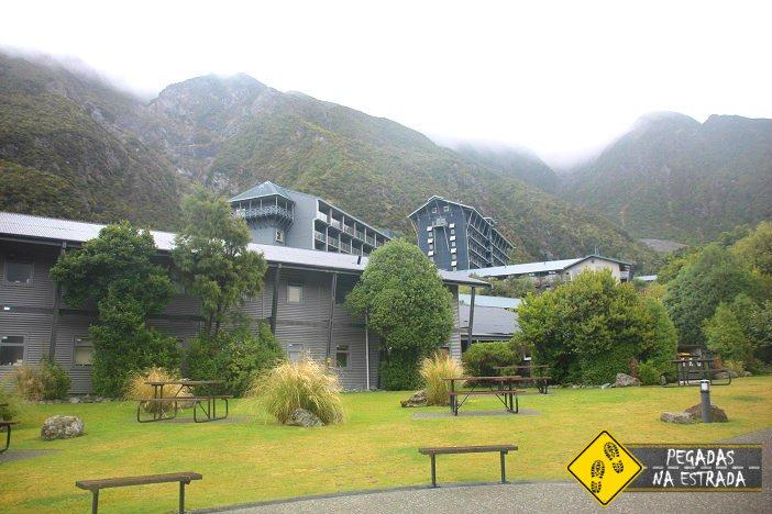 Mount Cook Village onde se hospedar