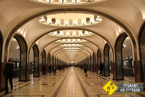 Mayakovsky station