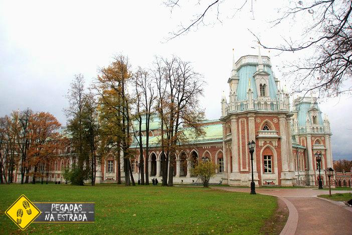 Tsaritsyno Park Moscou roteiro viagem