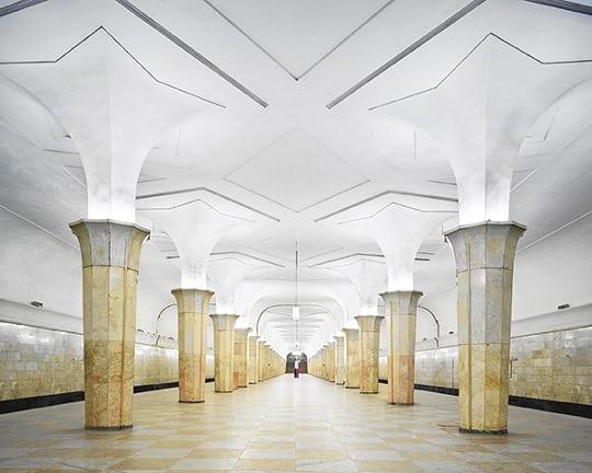 Dicas usar o metrô de Moscou