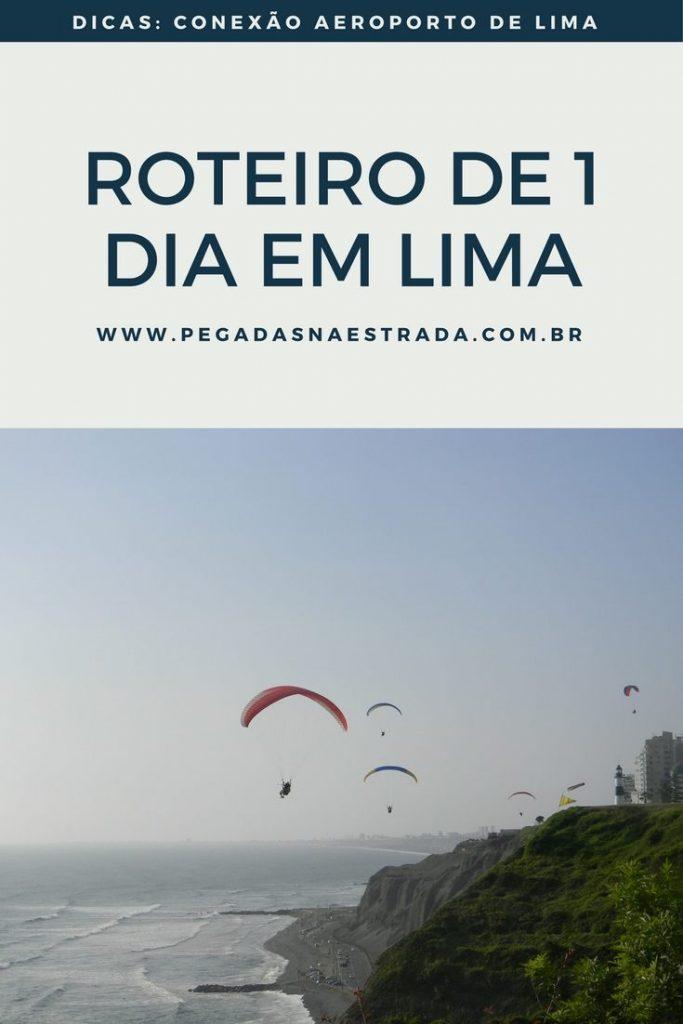 O seu voo tem uma conexão longa em Lima? Aproveite o nosso roteiro de 1 dia na capital peruana e conheça as suas principais atrações.