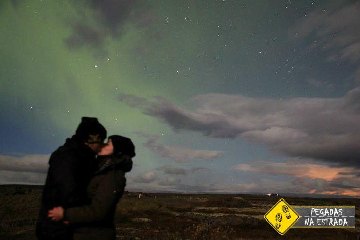 Aurora Boreal Islândia