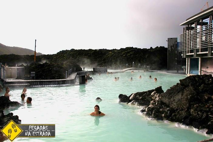 o que fazer na Islândia Blue Lagoon