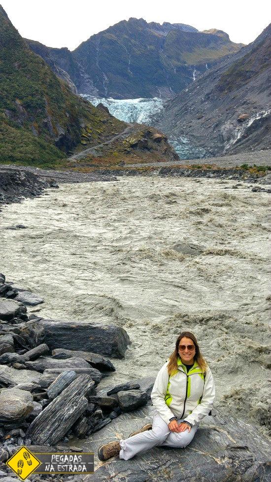 Fox Glacier Nova Zelândia