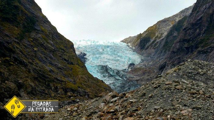 geleira Franz Josef Nova Zelândia
