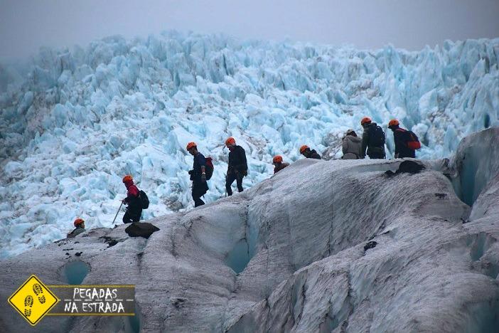 Parque Nacional Vatnajökull Islândia