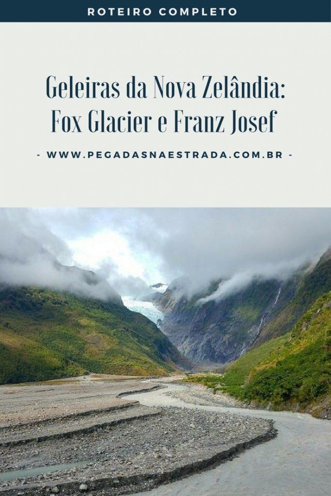 Tudo sobre viagem e turismo na Nova Zelândia. No post de hoje, conheça as geleiras Fox Glacier e Franz Josef e saiba o que fazer. Roteiro completo pelo país