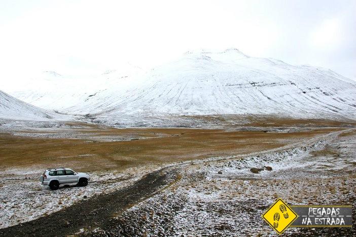 road trip Islândia