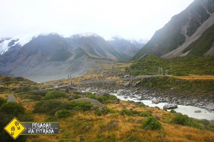 O que fazer Mount Cook National Park