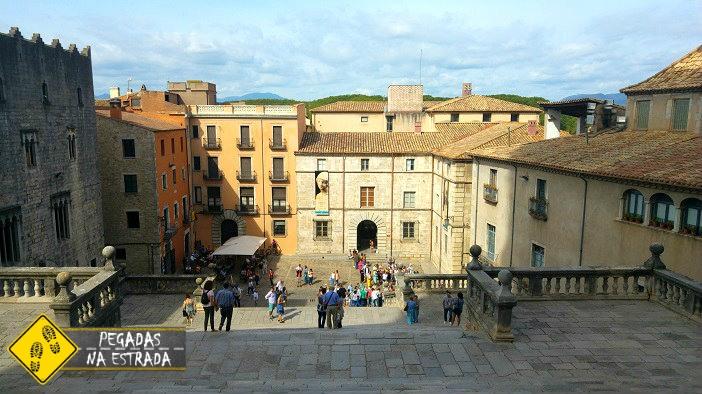 Pontos de interesse Girona