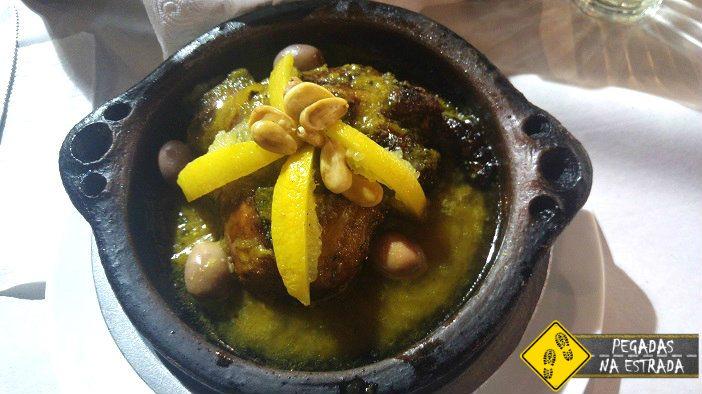 comida marrocos tagine
