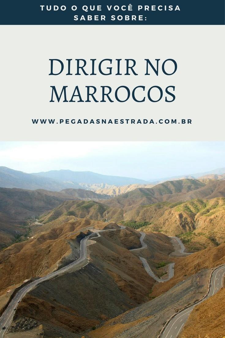 Tudo o que você precisa saber para dirigir no Marrocos: tipos de estradas, legislação, blitz, multas, onde estacional, aluguel de carro e muito mais!
