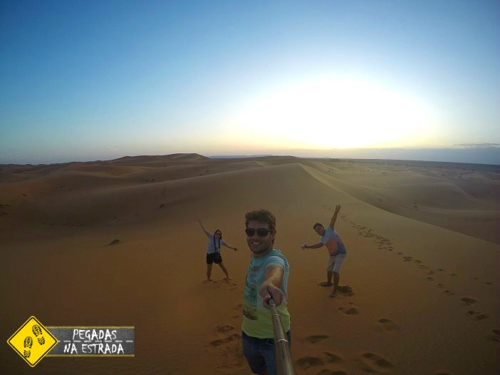 Excursão no Marrocos tour em português