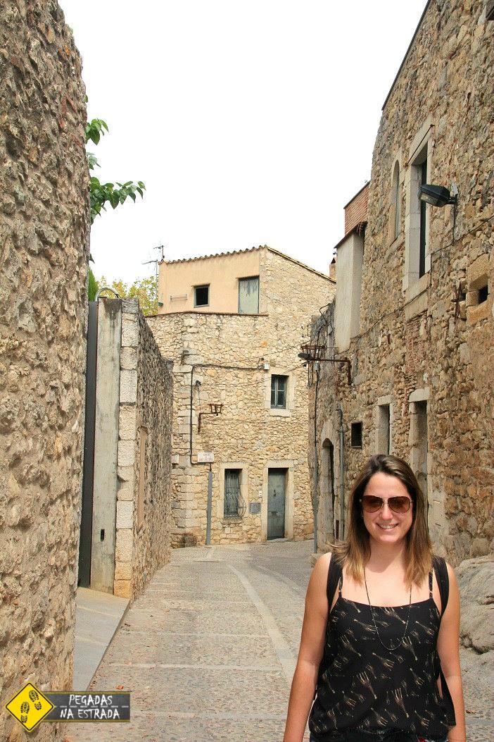 passeio ruas Girona