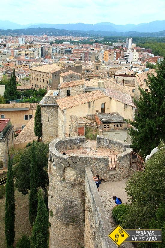 tour Girona Barcelona cidade medieval