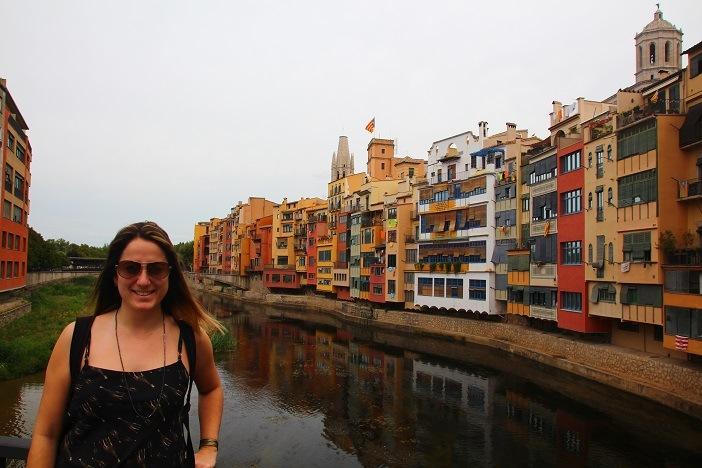 Casas del Onyar Catalunha Girona