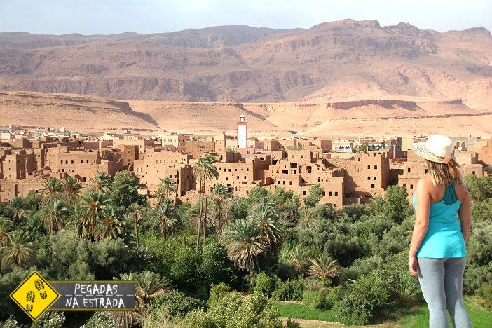 Marrocos pontos de interesse