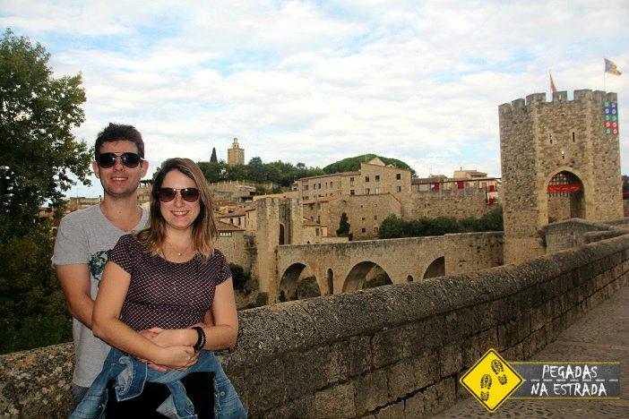 Ponte medieval Besalú