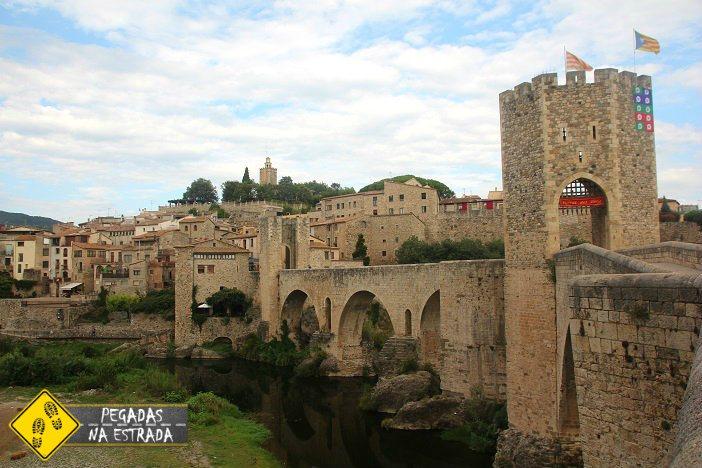 Besalú Catalunha Espanha
