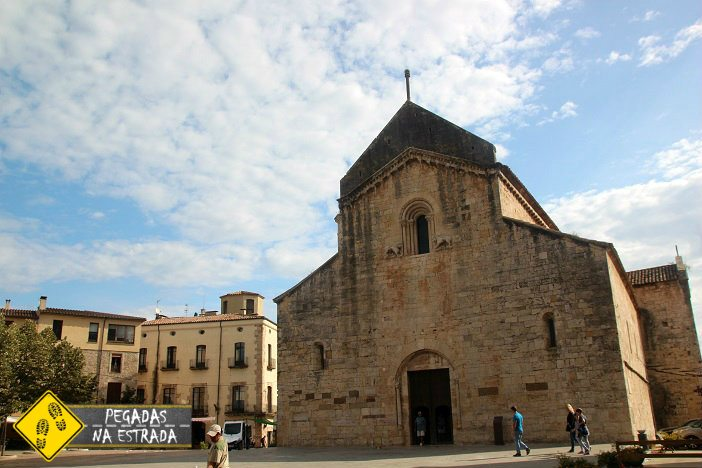 Plaza Sant Pere Besalú