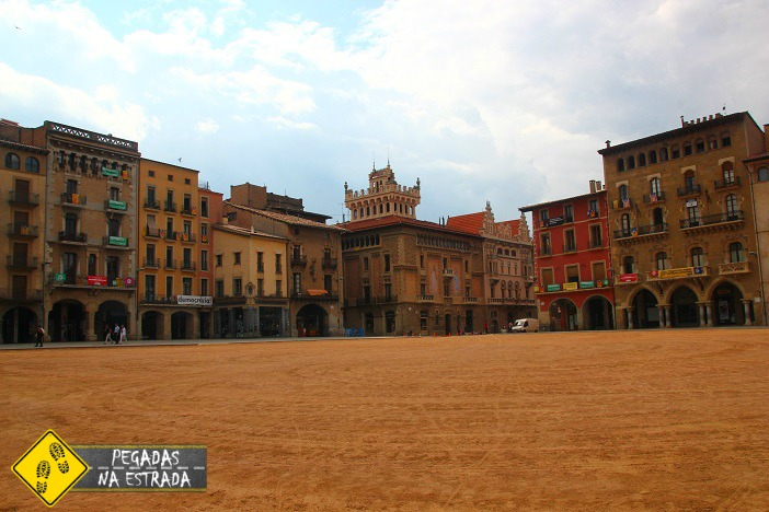Plaza Mayor Vic