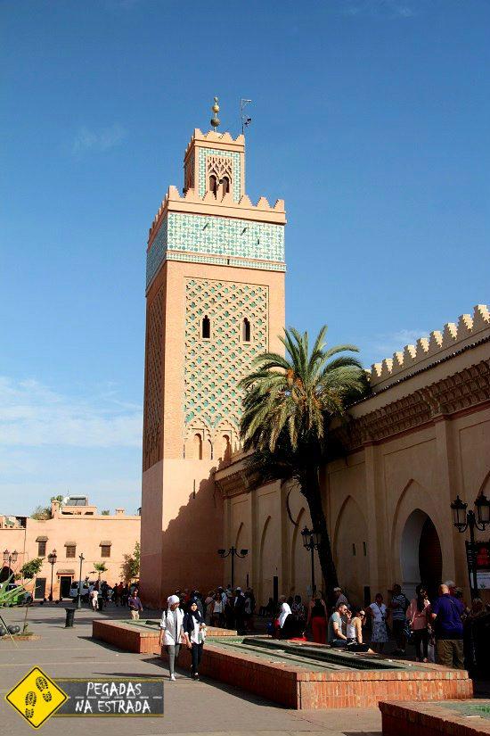 Marrakech Marrocos viagem tour